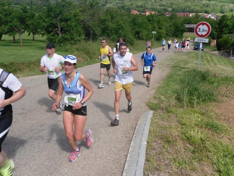 Le Marathon du Vignoble d'Alsace à Wangen le 16 juin 2013 Sam_0024