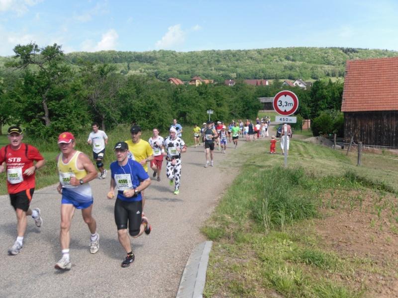 Le Marathon du Vignoble d'Alsace à Wangen le 16 juin 2013 Sam_0111