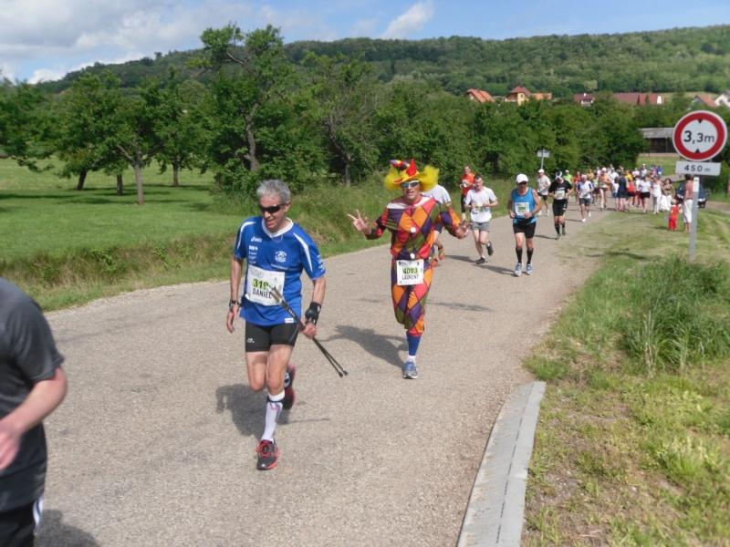 Le Marathon du Vignoble d'Alsace à Wangen le 16 juin 2013 Sam_0112