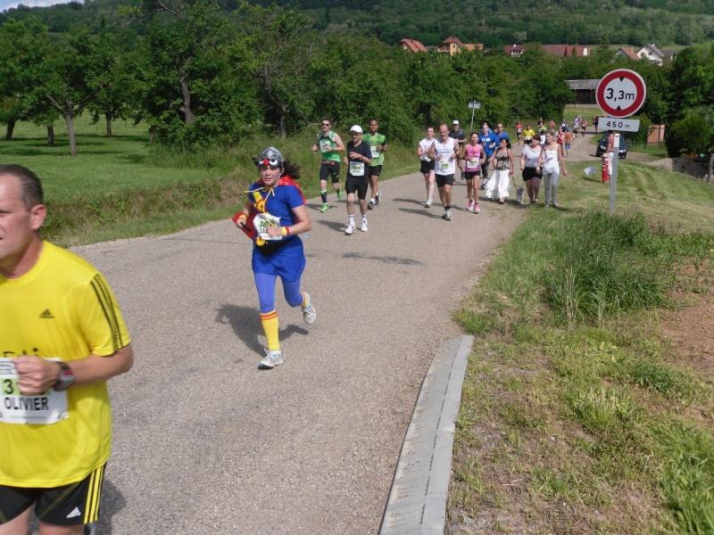 Le Marathon du Vignoble d'Alsace à Wangen le 16 juin 2013 Sam_0113