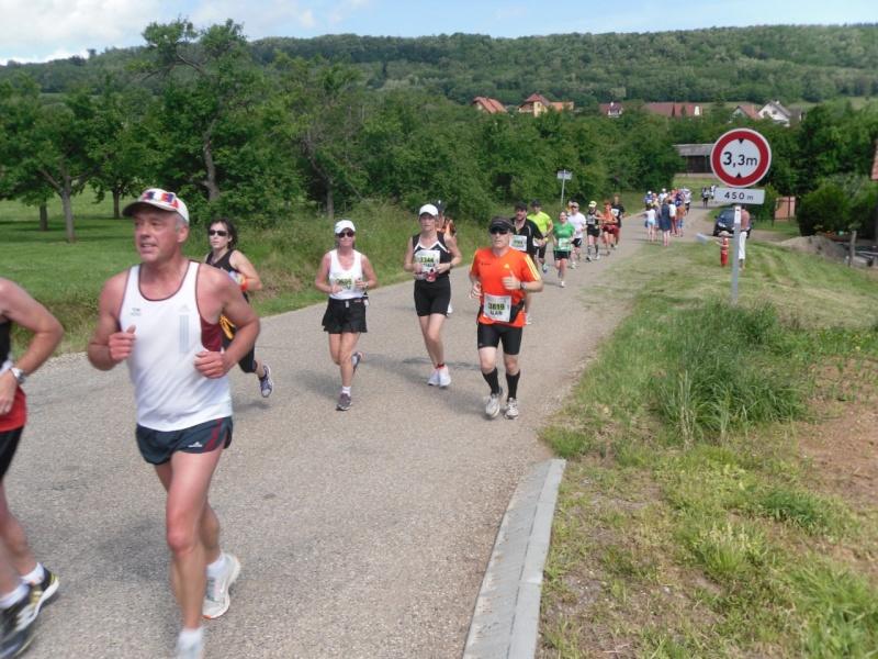 Le Marathon du Vignoble d'Alsace à Wangen le 16 juin 2013 Sam_0115