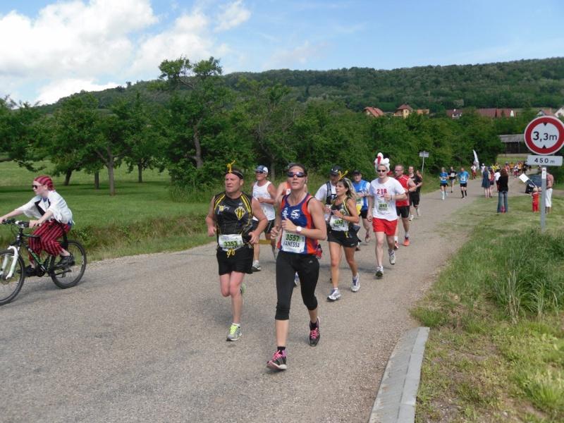 Le Marathon du Vignoble d'Alsace à Wangen le 16 juin 2013 Sam_0118