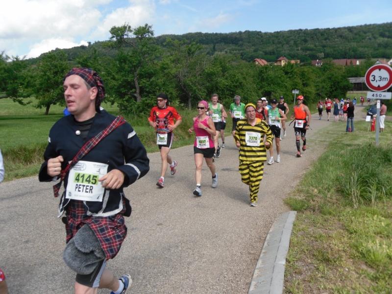 Le Marathon du Vignoble d'Alsace à Wangen le 16 juin 2013 Sam_0120