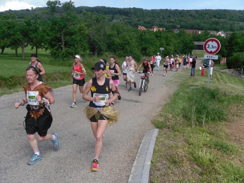 Le Marathon du Vignoble d'Alsace à Wangen le 16 juin 2013 Sam_0122