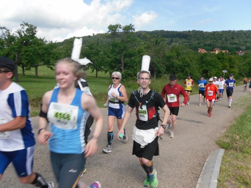 Le Marathon du Vignoble d'Alsace à Wangen le 16 juin 2013 Sam_0124