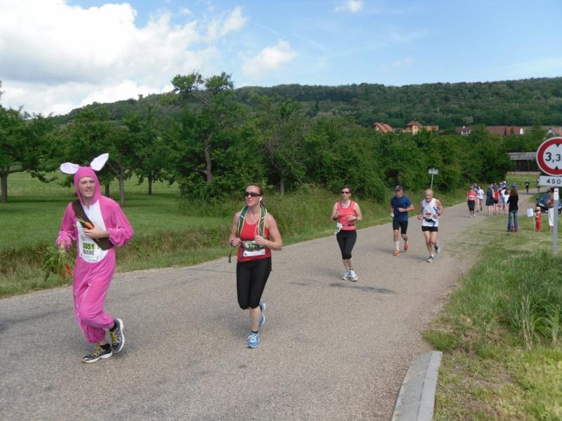 Le Marathon du Vignoble d'Alsace à Wangen le 16 juin 2013 Sam_0125