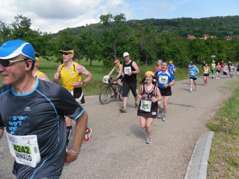 Le Marathon du Vignoble d'Alsace à Wangen le 16 juin 2013 Sam_0126