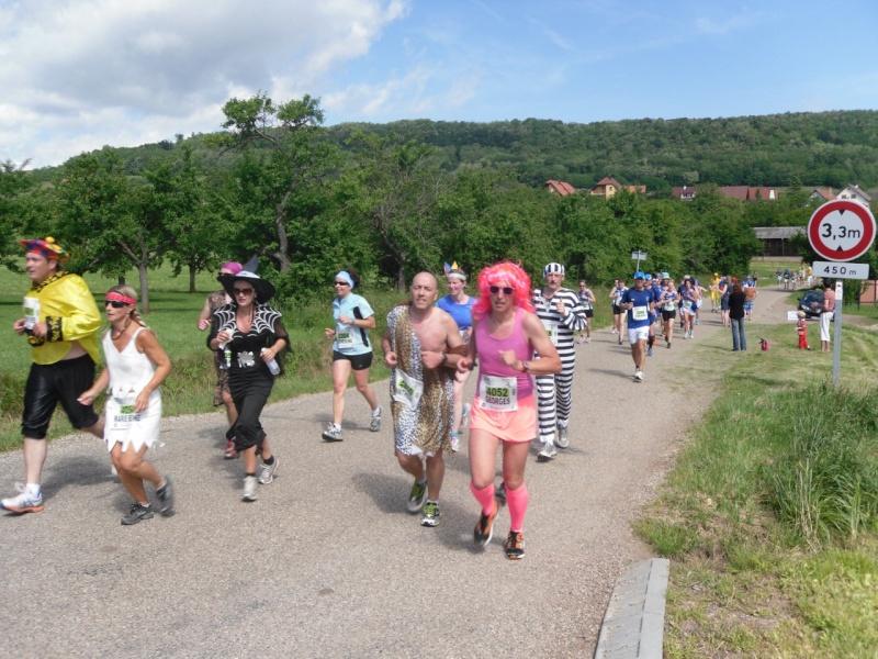 Le Marathon du Vignoble d'Alsace à Wangen le 16 juin 2013 Sam_0131