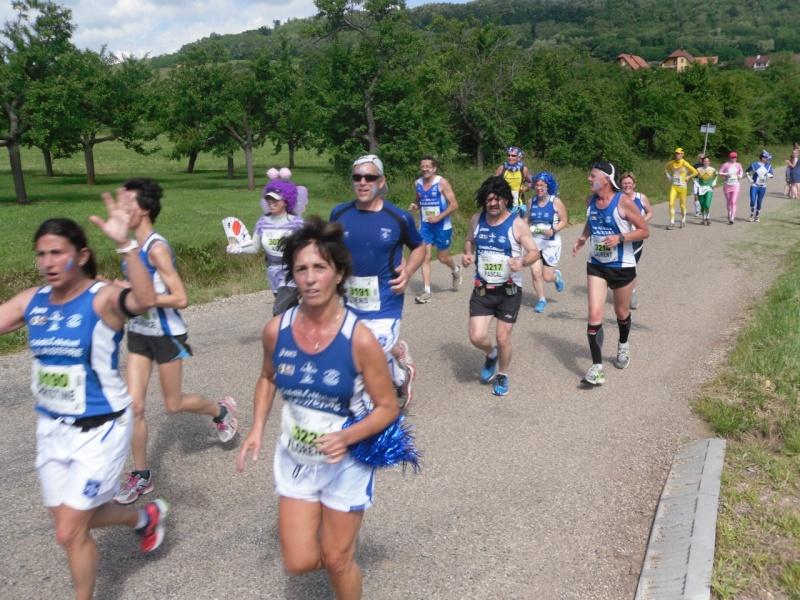Le Marathon du Vignoble d'Alsace à Wangen le 16 juin 2013 Sam_0133