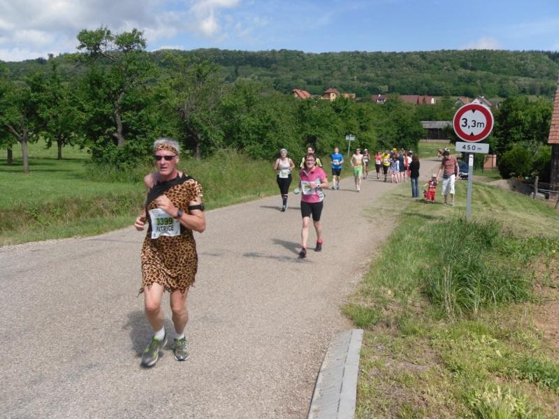 Le Marathon du Vignoble d'Alsace à Wangen le 16 juin 2013 Sam_0137