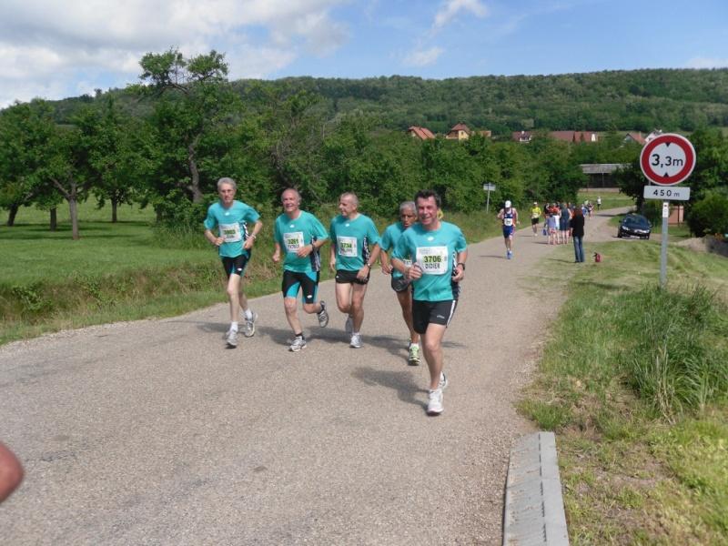 Le Marathon du Vignoble d'Alsace à Wangen le 16 juin 2013 Sam_0210