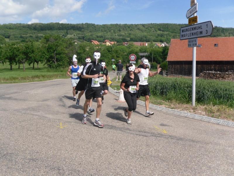 Le Marathon du Vignoble d'Alsace à Wangen le 16 juin 2013 Sam_0212