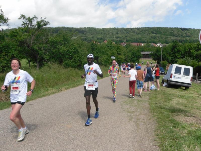 Le Marathon du Vignoble d'Alsace à Wangen le 16 juin 2013 Sam_0225