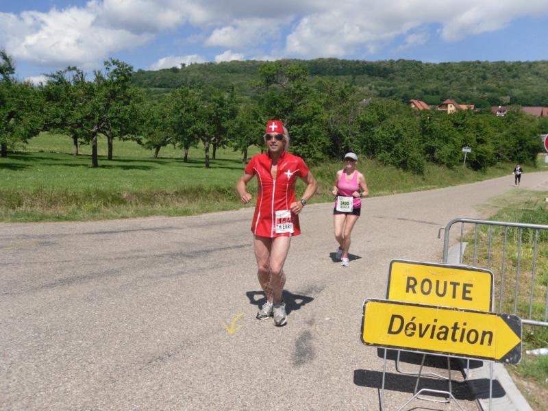 Le Marathon du Vignoble d'Alsace à Wangen le 16 juin 2013 Sam_0227