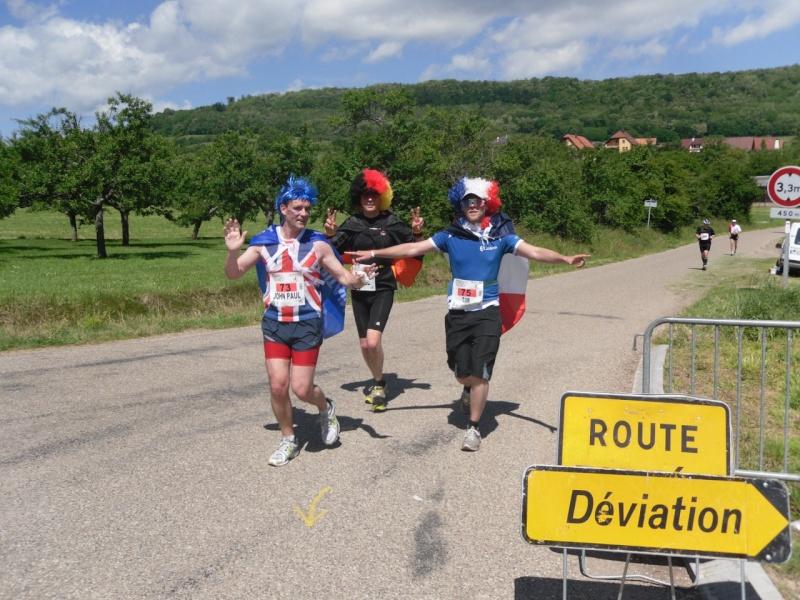 Le Marathon du Vignoble d'Alsace à Wangen le 16 juin 2013 Sam_0228