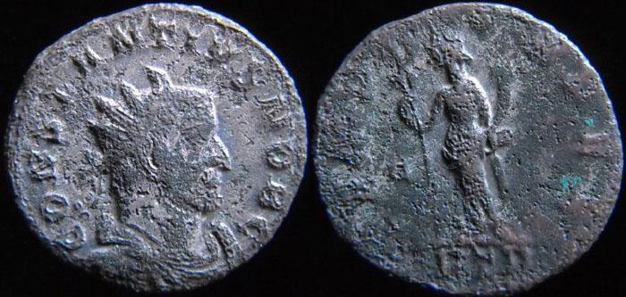 Aureliani pour Trèves de Dioclétien et de ses corégents  - Page 3 Consta10