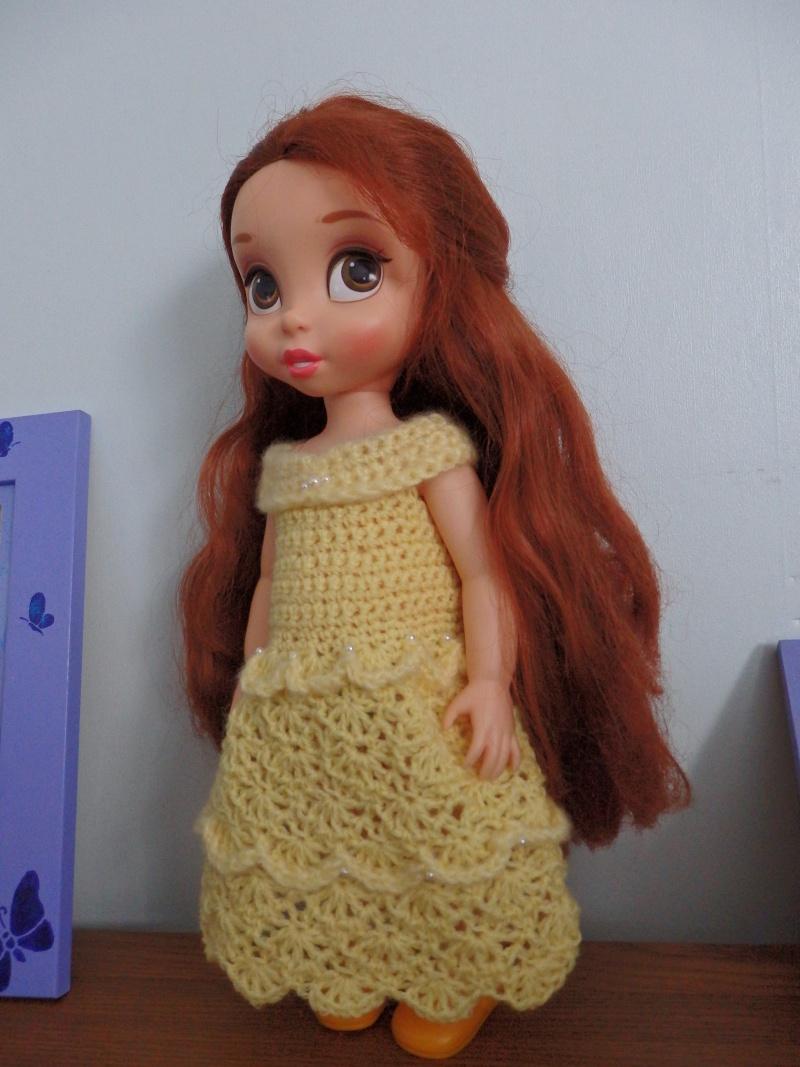 tenues/confections pour poupées disney - Page 2 P1310010