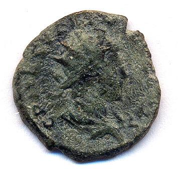 Antoniniano de Tétrico II, SPES AVGG. 10-19m10