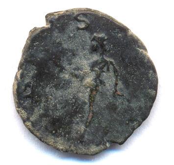 Antoniniano de Tétrico II, SPES AVGG. 10-19m11