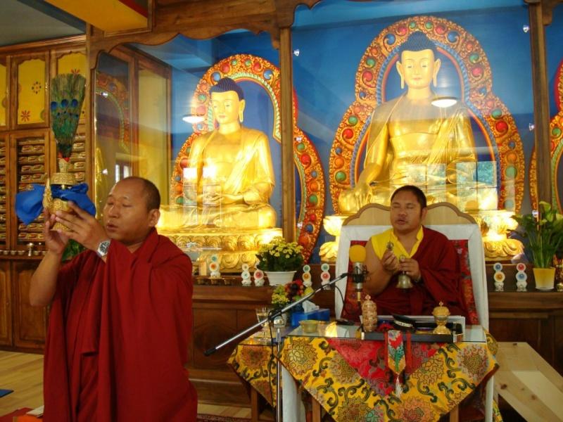 Nyima Dzong : été 2012  Adzom Gyalsé Rinpoché 22846210