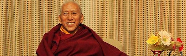 Conférence de Samdhong Rinpoché 5416a510