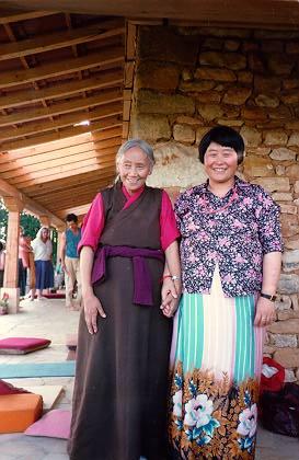 Le très Vénérable Kangyour Rinpoché Amala10