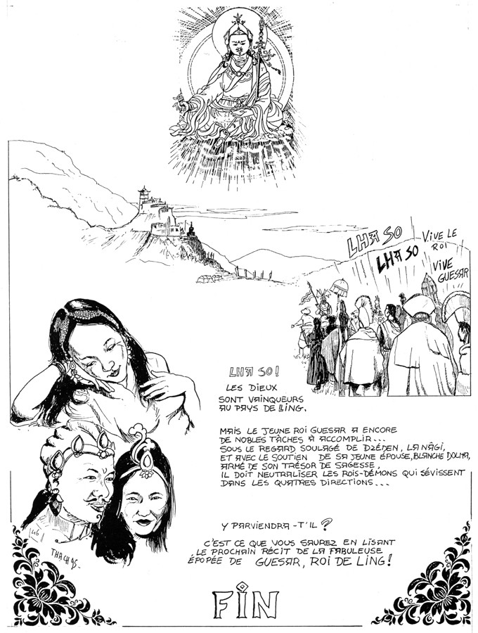 Une BD...de mes cartons et Guesar de Ling - Page 7 Guesar14