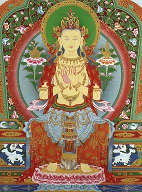 L'expérience partagée d'un Bodhisattva chrétien ? Maitre10