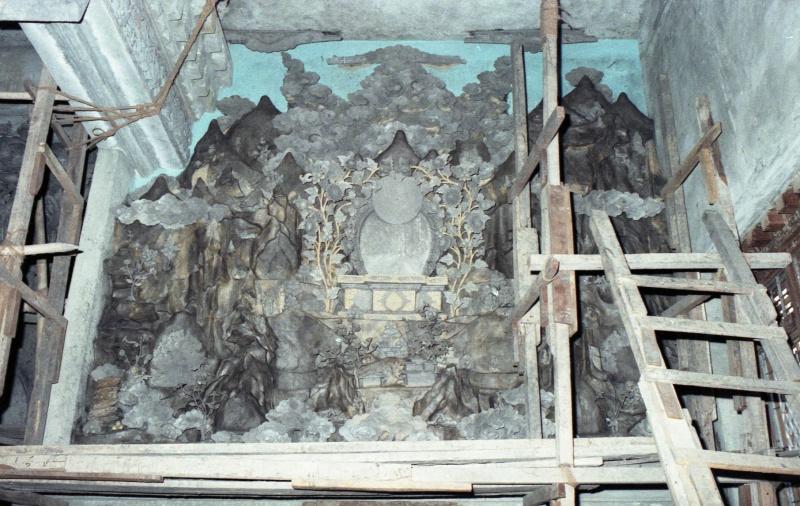 Le peintre de Thangkas  Sechen10
