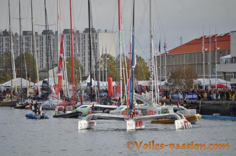 Voiles-passion.com,  courses virtuelles et reportages sur les courses réelles Captu110