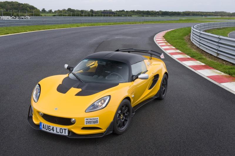 Lotus Elise S Cup  (2015)  Lotus_14