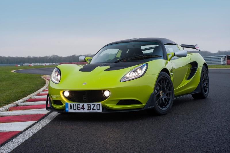 Lotus Elise S Cup  (2015)  Lotus_15