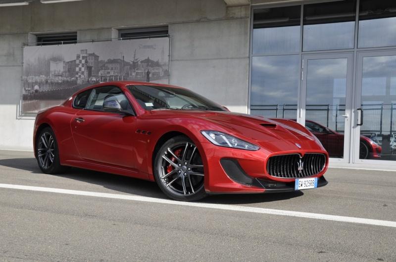 Maserati GranTurismo MC Stradale Centennial Special Edition  Masera10