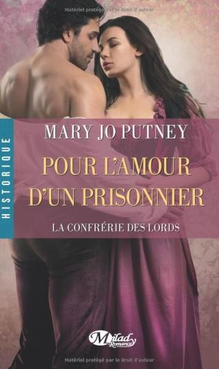 LA CONFRERIE DES LORDS (Tome 4) POUR L'AMOUR D'UN PRISONNIER de Mary Jo Putney 61apjv10