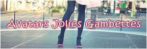Avatars Jolies Gambettes Banniy14