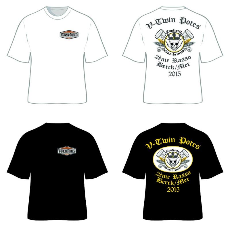 T-Shirt du 2ème rasso T-shir10