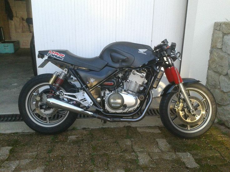 Free Honda CB500 (1993) project 44bc5b10