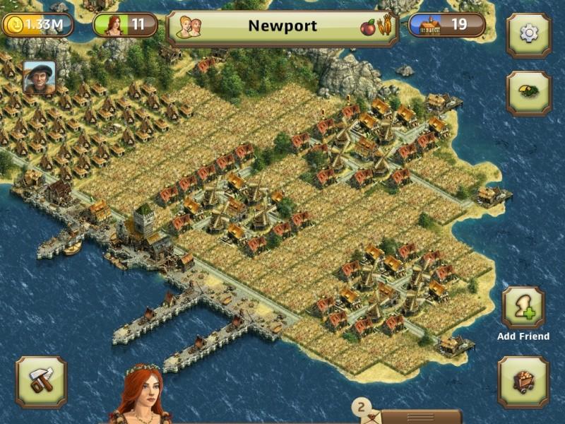 Zenobia's Empire Newpor11