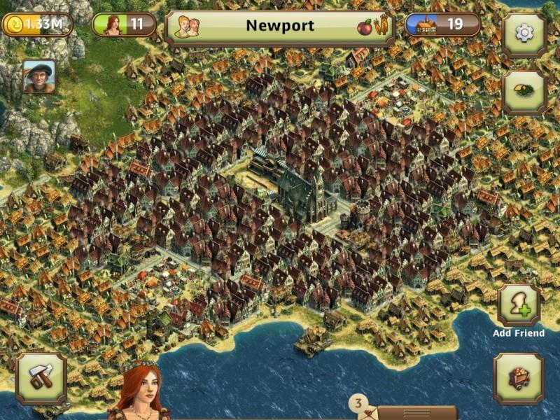 Zenobia's Empire Newpor17