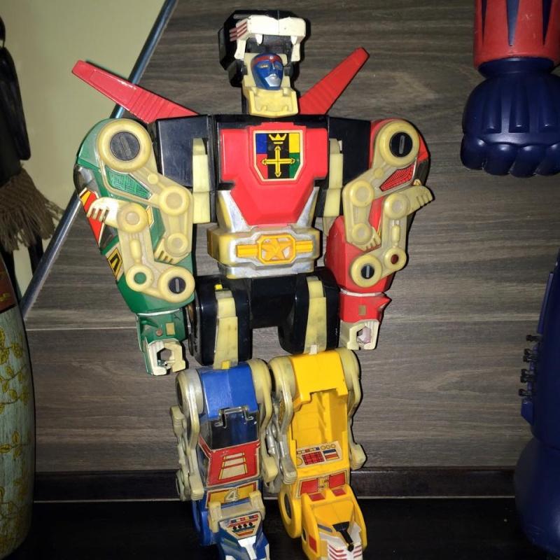 Goldrake Goldorak Atlas Ufo Robot Jumbo Shogun Voltron Panosh anni 70 80 toys 10959710