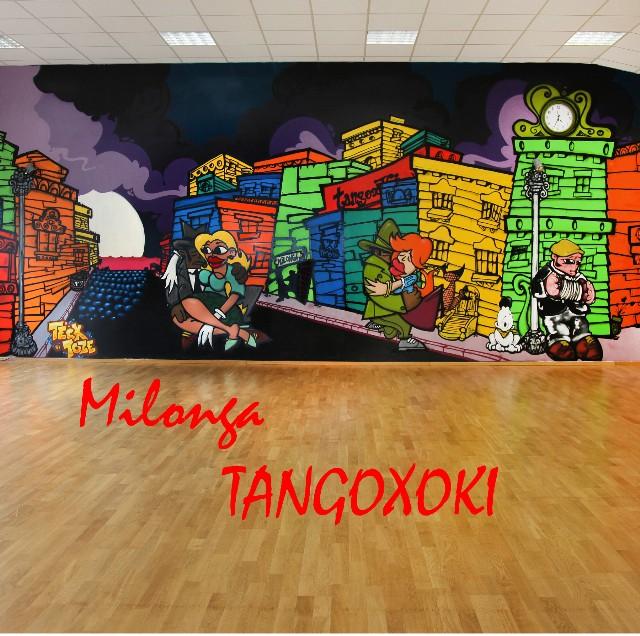 Milonga Tangoxoki à Bayonne Milong11