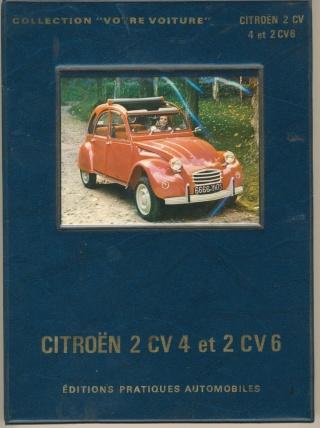 les livres sur la 2CV Citroen Livres12