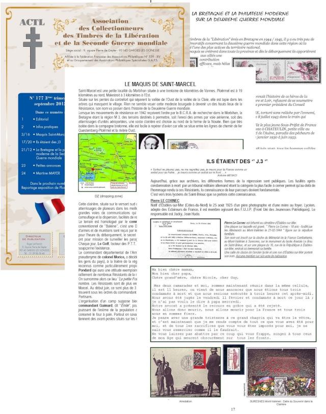 """LE BULLETIN DEVIENT """"REVUE"""" N° 177 2ème TRIMESTRE 2012 Essai_10"""