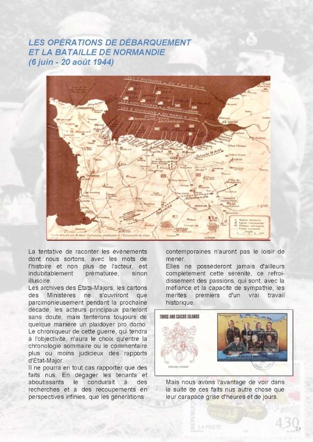 LA REVUE n° 184-185 2-3-4ème TRIMESTRE 2014 DEBARQUEMENT DE NORMANDIE Page_211