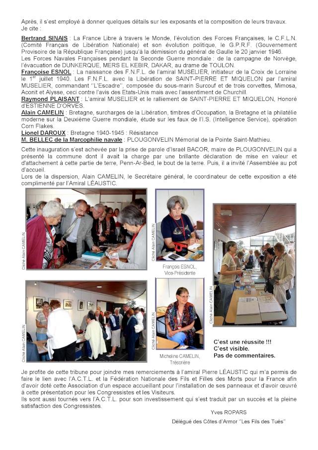 EXPOSITION PHILATELIQUE DE PLOUGONVELIN Plougo12