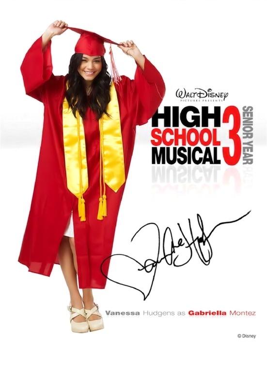 High School Musical 3 Senior Year Resimleri Vaness16