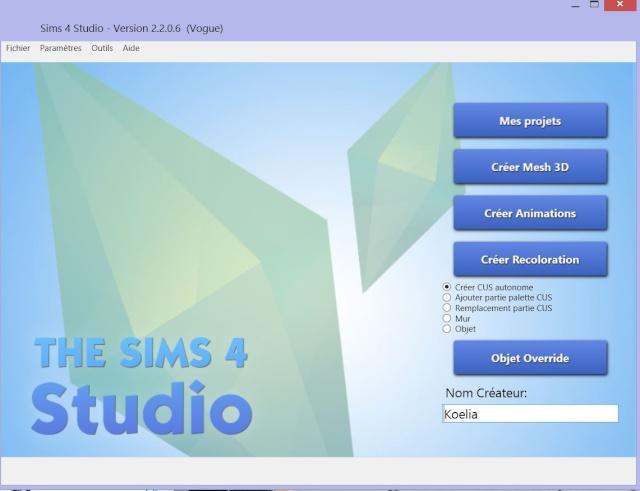 [Sims 4 Studio] Les bases de la recoloration de vêtements  - Groupe Do S4stud10