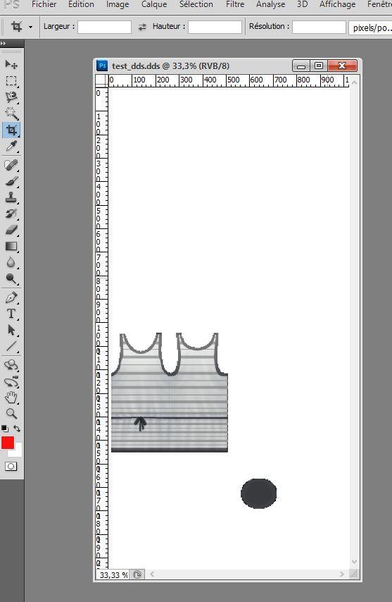 [Sims 4 Studio] Les bases de la recoloration de vêtements  - Groupe Do Testdd10