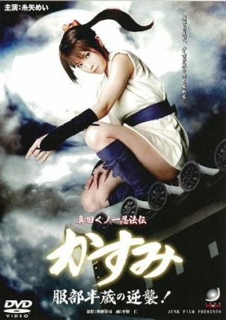 Lady Ninja Kasumi, Serie di (2005 - 2009) Lady_n14