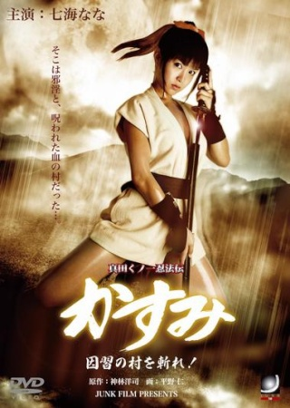 Lady Ninja Kasumi, Serie di (2005 - 2009) Lady_n16